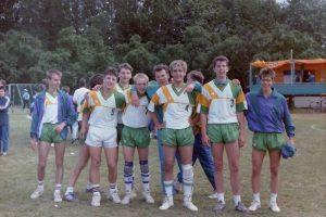 Sieger Jugendhandballturnier, Auerbach