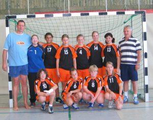Staffelsieger Bezirksliga