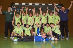Staffelsieger Bezirksliga B