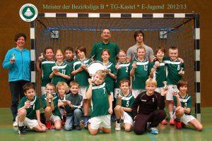Staffelsieger Bezirksliga B West