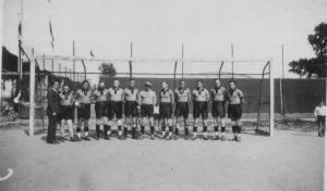 Gründung Handballabteilung