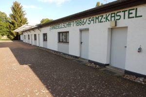 Sanierungsarbeiten Vereinsheim