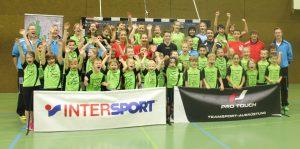Erstes Handball-Camp
