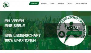 Neue Homepage des Vereins