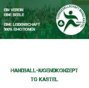 Veröffentlichung Handball-Jugendkonzept